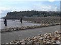 ST1973 : Cardiff Bay Barrage by David Dixon