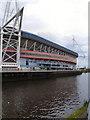 ST1776 : Millennium Stadium, Cardiff by David Dixon