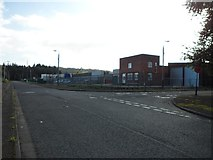 NS3978 : Vale of Leven Industrial Estate by Stephen Sweeney