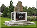 ST1877 : Falklands War Memorial, Alexandra Garden by David Dixon
