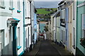 SS4630 : Bude Street, Appledore by Rob Noble