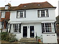 TQ9220 : The House With Two Front Doors,  Mermaid Street, Rye by PAUL FARMER