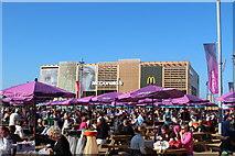 TQ3783 : McDonald's, Olympic Stadium by Oast House Archive