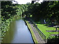 SD5070 : Lancaster Canal, Carnforth by Malc McDonald