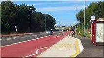 SE2635 : Kirkstall Road by Birfed Crescent, Kirkstall, Leeds, 2012 by Rich Tea