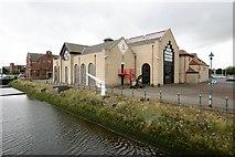 TA2609 : Alexandra Dock, Grimsby by Dave Hitchborne
