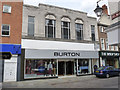 SK7953 : Burton's, Stodman Street  by Alan Murray-Rust