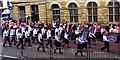 SD5429 : Preston Guild Trades Procession 2012 (008) - Phoenix Drum & Trumpets Corps by P L Chadwick