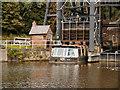 SJ6475 : Anderton Boat Lift by David Dixon