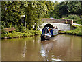 SJ6274 : Trent and Mersey Canal, Barnton Tunnel by David Dixon