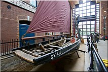 TA2609 : Perseverance (GY418), Grimsby by Dave Hitchborne