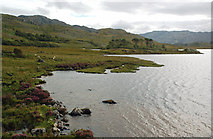 NM6995 : Loch an Nostarie by Mary and Angus Hogg