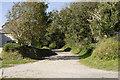 SW7754 : Bridleway to Reen Manor by Elizabeth Scott