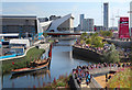 TQ3784 : Waterworks River by Oast House Archive