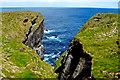 Q8559 : Loop Head Peninsula - Dunlicky Road - Atlantic Coastline by Suzanne Mischyshyn