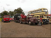 SD8203 : 2012 Trans Lancs Rally, Heaton Park by David Dixon