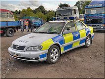 SD8203 : Thames Valley Police Car at Heaton Park by David Dixon