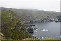 HP6417 : The Punds, Skaw, from Hill Ness by Mike Pennington