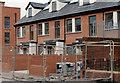 J3373 : Albion Street housing site, Belfast (6) by Albert Bridge