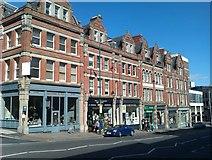 SK5640 : Shops in Derby Road by David Martin