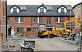 J3373 : Albion Street housing site, Belfast (7) by Albert Bridge
