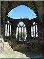 NO5016 : St Andrews - windows of Blackfriars' Chapel by Rob Farrow