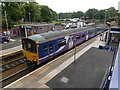 SJ9689 : Marple station by Graham Hogg
