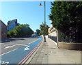 TQ2978 : Grosvenor Road, Pimlico by PAUL FARMER