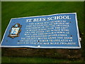 NX9612 : St Bees School, St Bees by Ian S