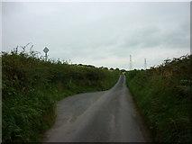 NY0106 : The road to Beckermet by Ian S