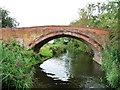 SO8560 : Bridge 3, Linacre Bridge by Christine Johnstone
