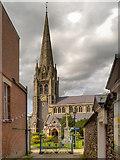 TQ1649 : Dorking, St Martin's Church by David Dixon
