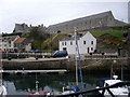 NJ6864 : A view from Banff Harbour by Stanley Howe