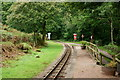 NY1600 : Beckfoot Railway Station, Cumbria by Peter Trimming