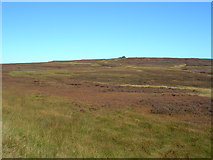 SD9720 : White Holme Moss by John Topping