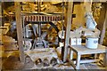 SW4538 : Zennor Mill - Pit Gearing by Ashley Dace