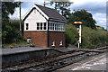 S1390 : Roscrea Signal cabin by The Carlisle Kid
