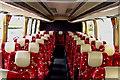 M2208 : The Burren - R477 - Ballyvaghan - Tour Bus Interior by Suzanne Mischyshyn