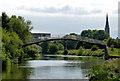 SK8055 : Fiddler's Elbow Bridge - 6  by Alan Murray-Rust