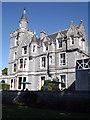 NJ8901 : Ardoe House - Scottish Baronial by Colin Smith