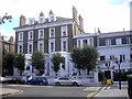 TQ2578 : Youth Hostel in Bolton Gardens London by PAUL FARMER