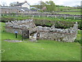 NY6813 : St  Helen's  Well by Martin Dawes
