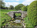 NY6712 : Packhorse  Bridge  Great  Asby by Martin Dawes