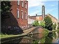 SP0586 : Birmingham Canal Navigations: Former Ledsam Street Basin by Nigel Cox