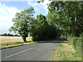 TL1160 : Little Staughton Road heading north by JThomas