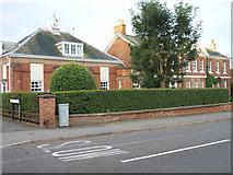 SK4003 : Former Board School - Station Road by Betty Longbottom