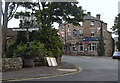 SK2281 : The end of Station Road, Hathersage by Andrew Hill