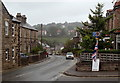 SK2381 : Station Road, Hathersage by Andrew Hill