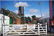 TL8928 : East Anglian Railway Museum by Glyn Baker