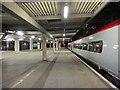 TQ2982 : Euston Station, Empty Platform by Roy Hughes